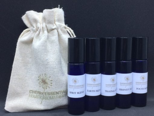 One-The-Go Body Oils by Cherry Essentials