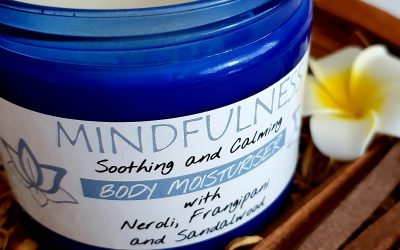 Soothing and Calming Body Moisturiser, with Neroli, Frangipani and Sandalwood