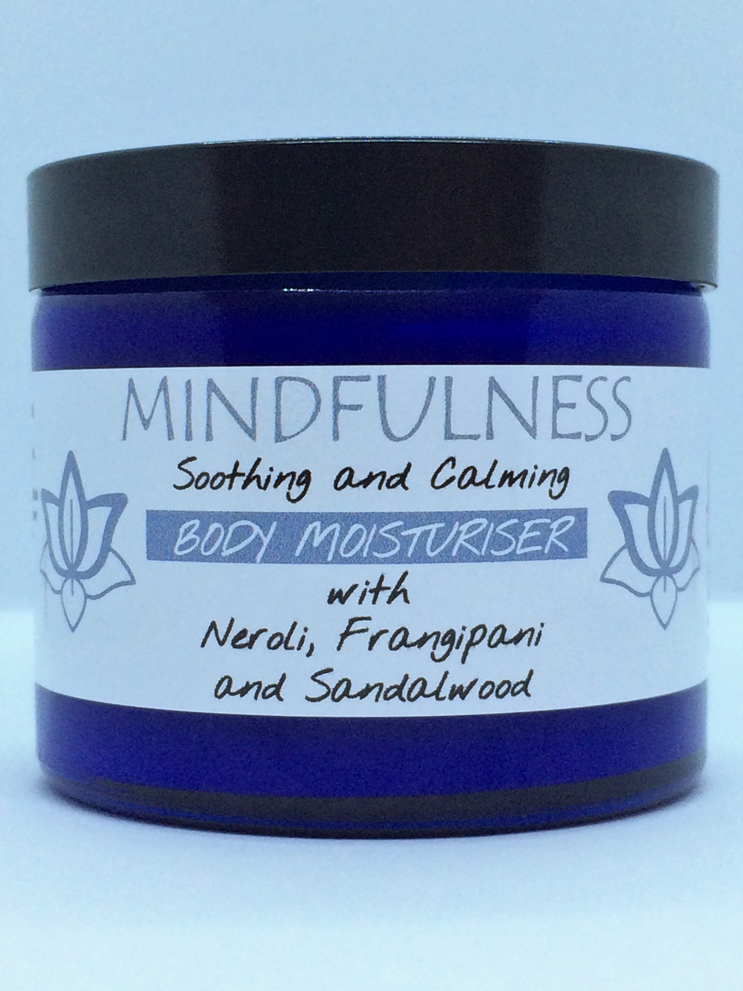 Introducing Calming and Soothing Body Moisturiser, part of the Mindfulness by Cherry range at Cherry Essentials!