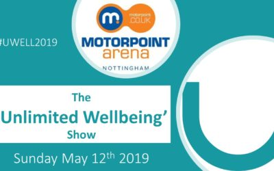 Cherry Essentials at The Unlimited Wellbeing Show 2019